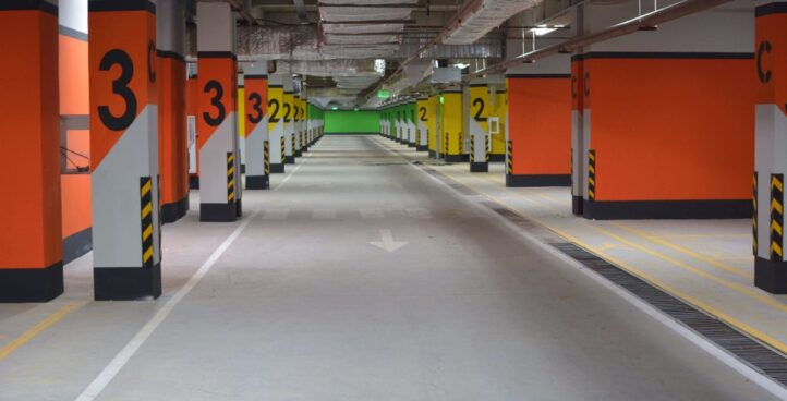 Для паркингов